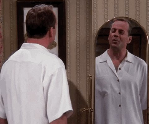 some of the best Friends episodes are the ones with Bruce Willis and I will not hear otherwise