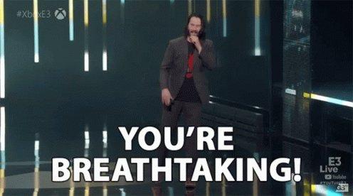 @NVIDIAGeForce @Yellowmonkey95 mira esto👀 si que es breathtaking xD #RTXOn https://t.co/Q5G68w9rlj