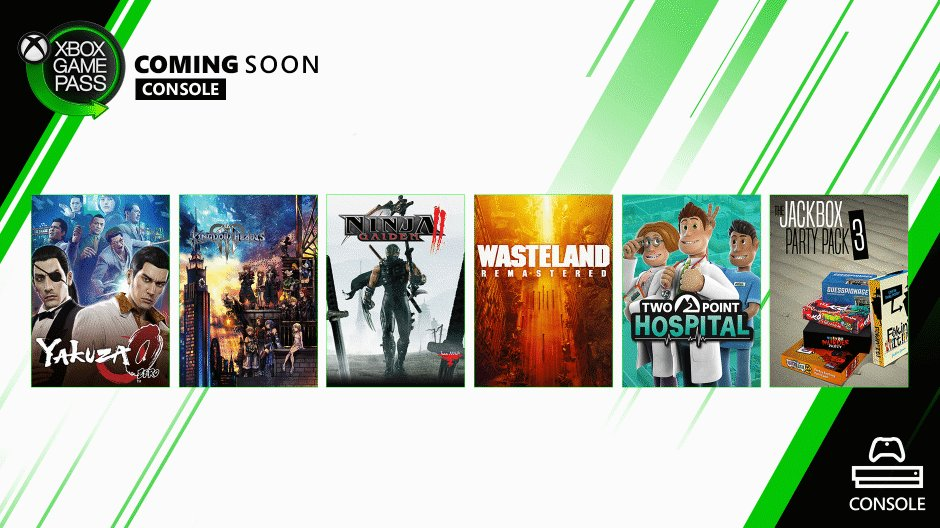 Xbox Game Pass Adds Eight More Games On Xbox One And PC - GameSpot