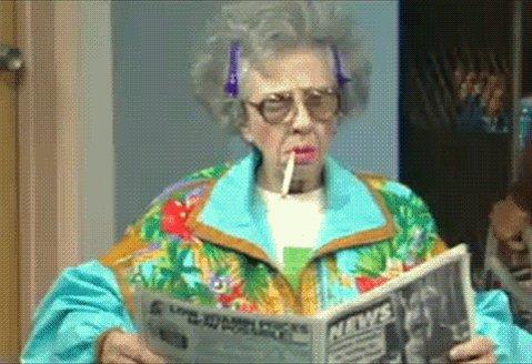 Δεν πάτε καλά! Η γιαγιά μου θα το φόραγε αυτό. #mystylerocksgr