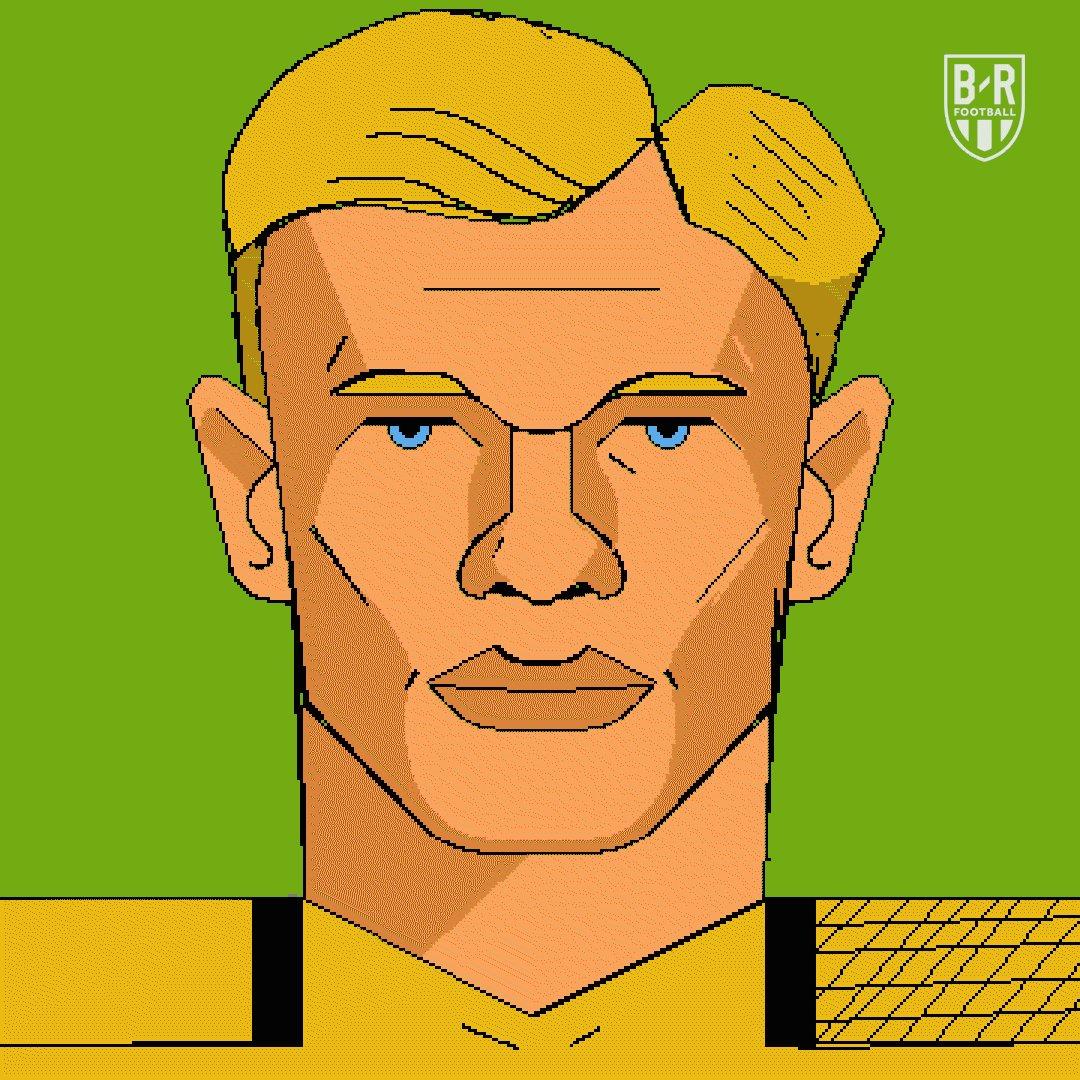 10 goals in 7 games for Dortmund   Erling Haaland is a machine 🔥 @brfootball