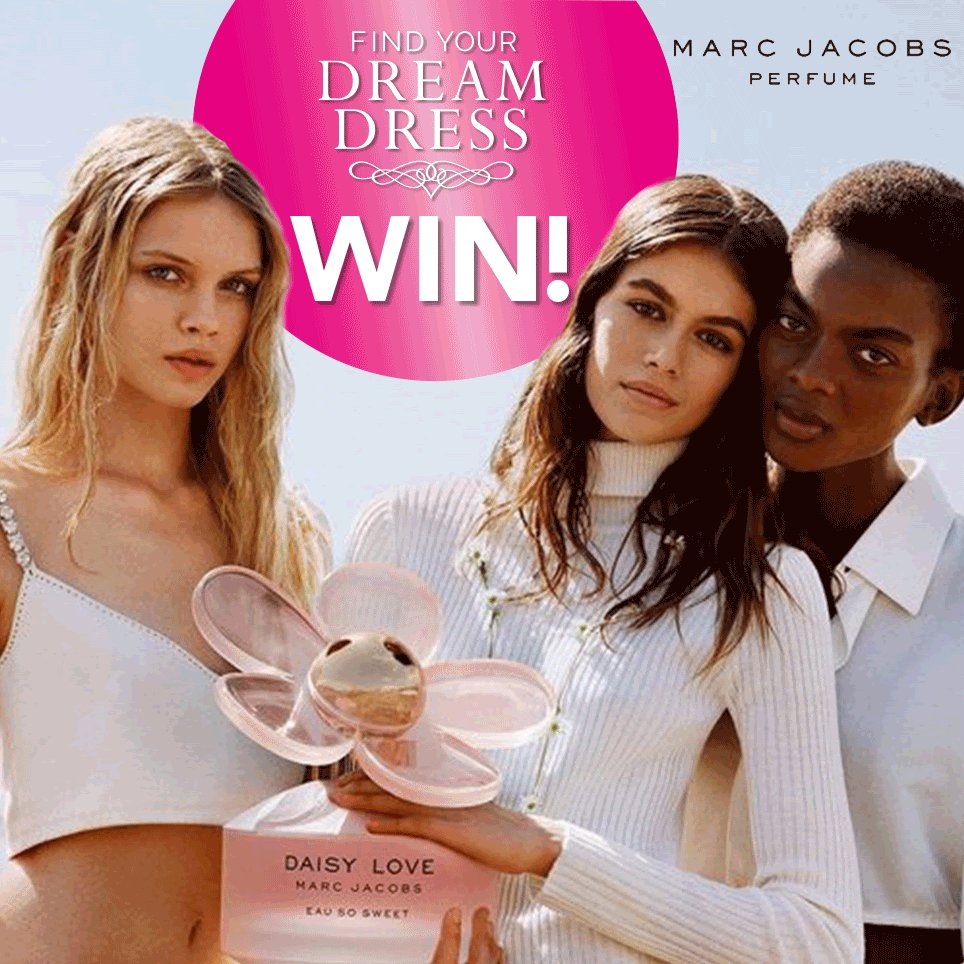 🌟COMPETITION TIME🌟 This week we're giving away a Marc Jacobs Daisy Love fragrance to one lucky winner. To enter: 💜Follow us  💜Comment below once it's done using #winitwednesday!  💜Retweet this post Closing date for entries is Tuesday 25th February. Good luck!
