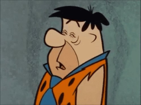 @maddow Anyone else think he looks like Fred Flintstone? Of course I'm mixed up about it, because I don't want to insult Fred. I grew up with him after all. #BarrCorruption #BarrMustGo