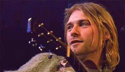 Happy Birthday! Kurt Cobain