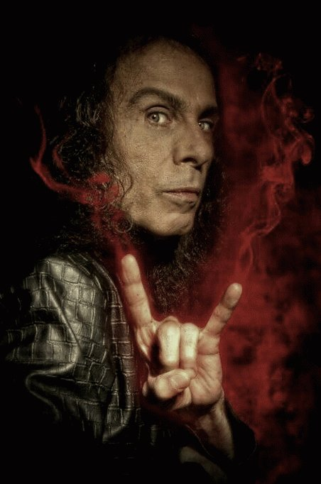 Image for the Tweet beginning: Official RONNIE JAMES DIO Documentary