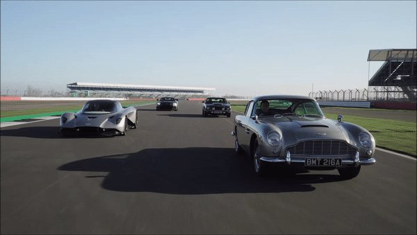 Aston Martin - the quintessential…