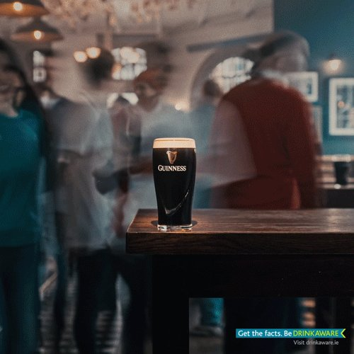 Image for the Tweet beginning: Game day Guinness, incoming. Where