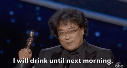 Just watched 'Parasite' and wow. Amazing. Bong Joon Ho deserved 'Best Picture'.