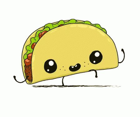 A good taco #MakesMePurrLikeAKitten. Because every day is secretly Taco Tuesday at heart.