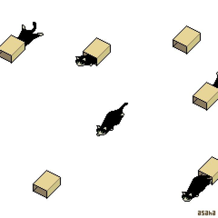 今みなさんに、猫ズサーを眺めるだけで1日が終わる呪いをかけました。#猫の日 #にゃんにゃんにゃんの日