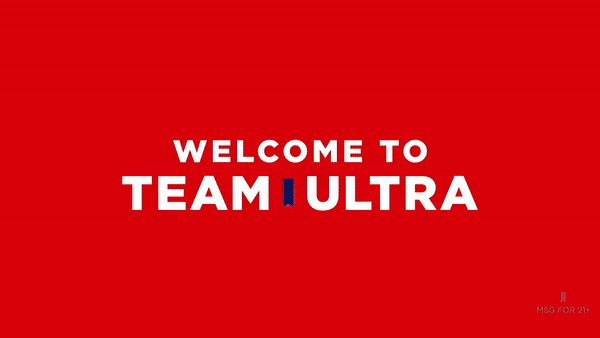 From our most famous pros to our newest pros, welcome to #TeamULTRA! Raise a glass. Then, raise the bar and win your own official endorsement contract. Start your entry at http://TeamULTRA.com  #DoItForTheCheers #TeamULTRAcontest