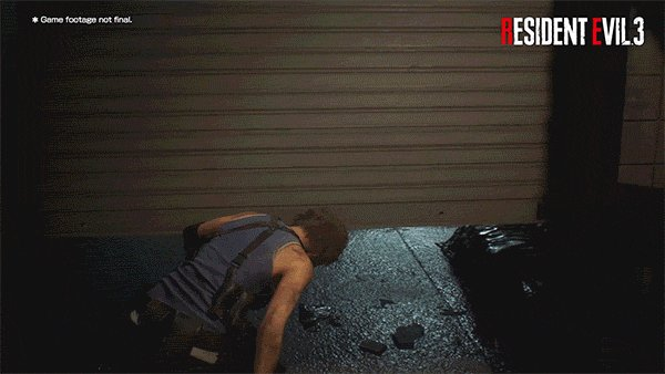 Folks are really itching to get out of Raccoon City.You won't have to wait long to plan your own escape when Resident Evil 3 launches on April 3rd! #RE3