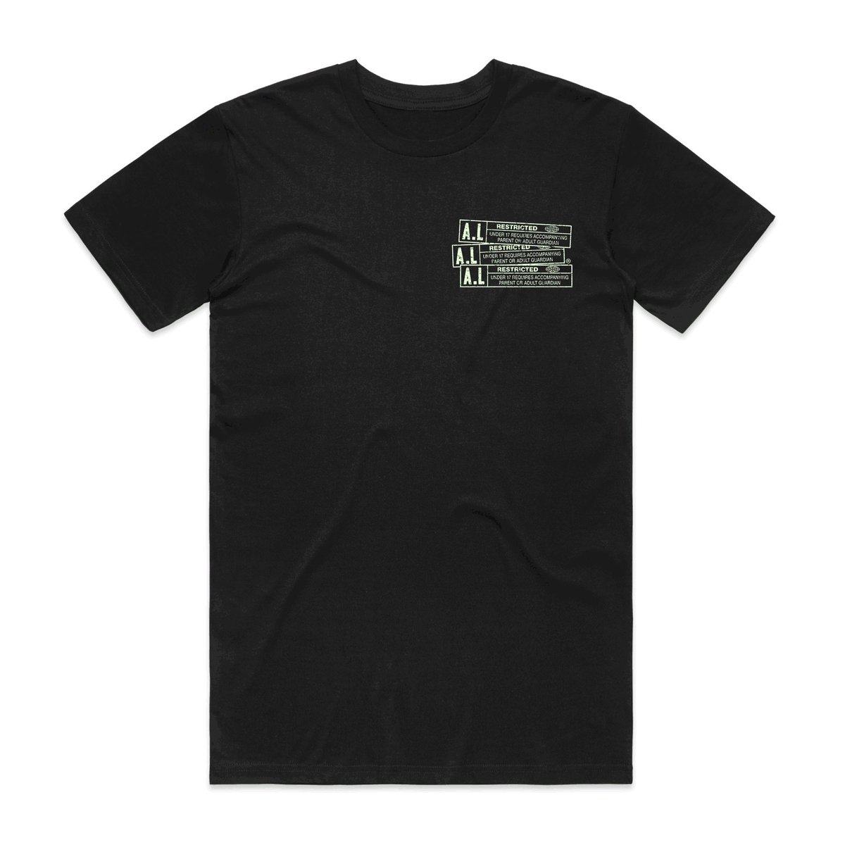 RT @AlexLahey: Holy shit my new merch glows in the fucking dark!  Get yours NOW! https://t.co/izG3s36Xfw https://t.co/iEykRnEHXS