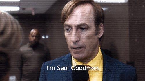HELL YEAH YOU DO. #BetterCallSaul