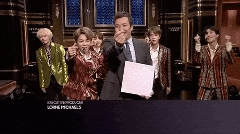 We are 24 hours away from the return of #BTSonFallon !!!! 🤯