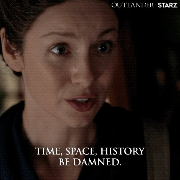 We have no choice but to STAN. 🙌 #Outlander