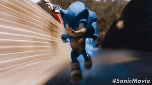 Ok, so a lot of people were raving about #sonicthehedgehogmovie so I finally went to see it. Was not disappointed and some musical nostalgia hits right at home. It definitely managed to capture the speedy feeling of sonic.