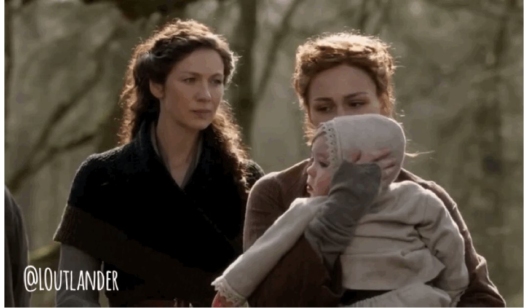 The way Bree loves her bairn🥺💖#Outlander #TheFrasers #TheMackenzies #JamieAndClaire #RogerandBree
