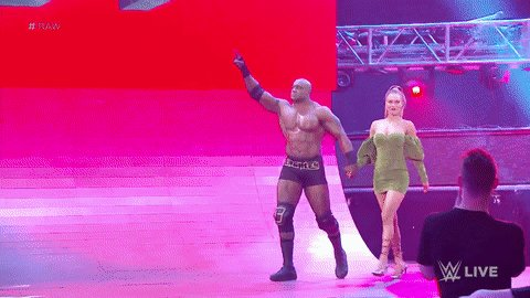 And the first guests of the season?@fightbobby and @LanaWWE! #Raw #TruthTV