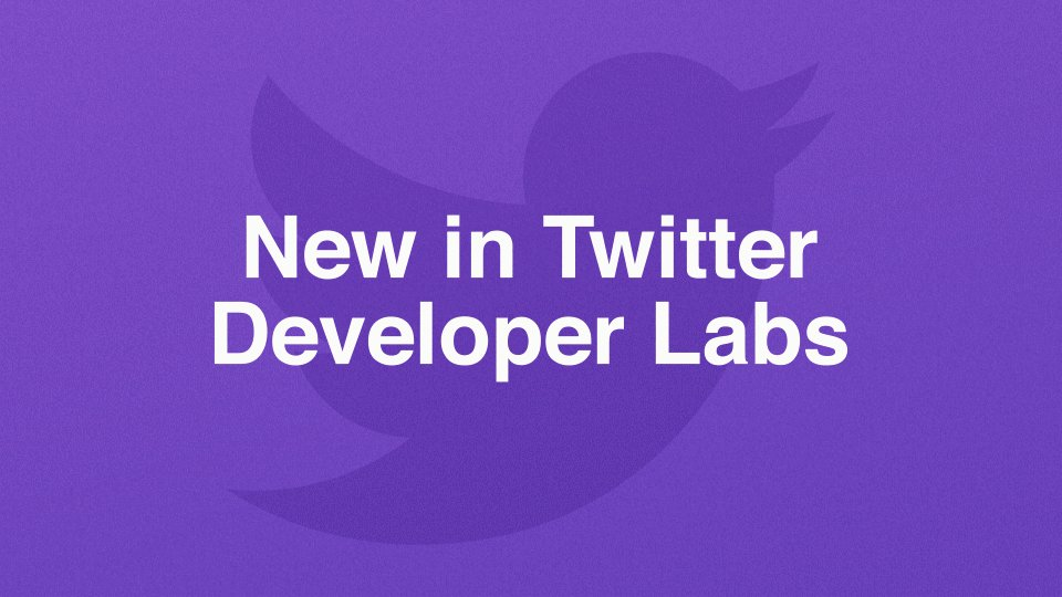 In November, we gave people the ability to hide replies to their Tweets. Starting today, we're opening this feature up to developers!    ✨Introducing a new Labs endpoint so developers can help people hide replies they find irrelevant, off-topic, or toxic. https://t.co/iW2ZYBcOoQ https://t.co/7IiPK2j0Ee