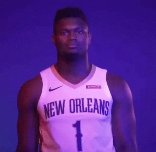 Zion Williamson highlights through 13 career games:  23.3 PPG  57%/42%/62% splits (61% TS%) 7.1 RPG   12th in points/possession 17th in offensive BPM 19th in offensive PIPM 20th in offensive RPM 39th in offensive RAPTOR  #WontBowDown