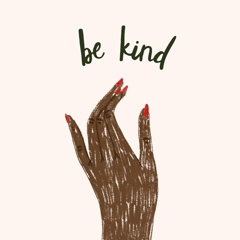 All day, every day! #BeKind