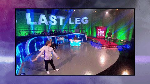What news stories should we be serving up this week? Send us your #IsItOk tweets now! #TheLastLeg