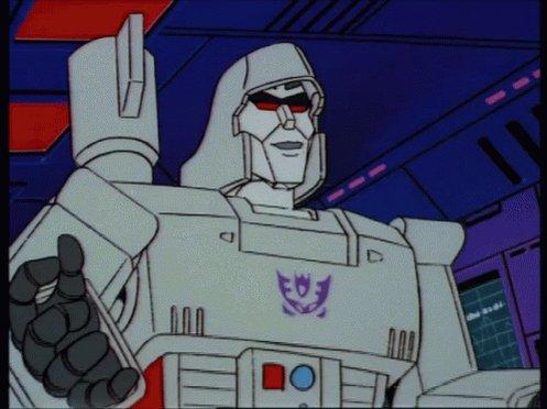 Happy birthday Lord Megatron aka Frank Welker