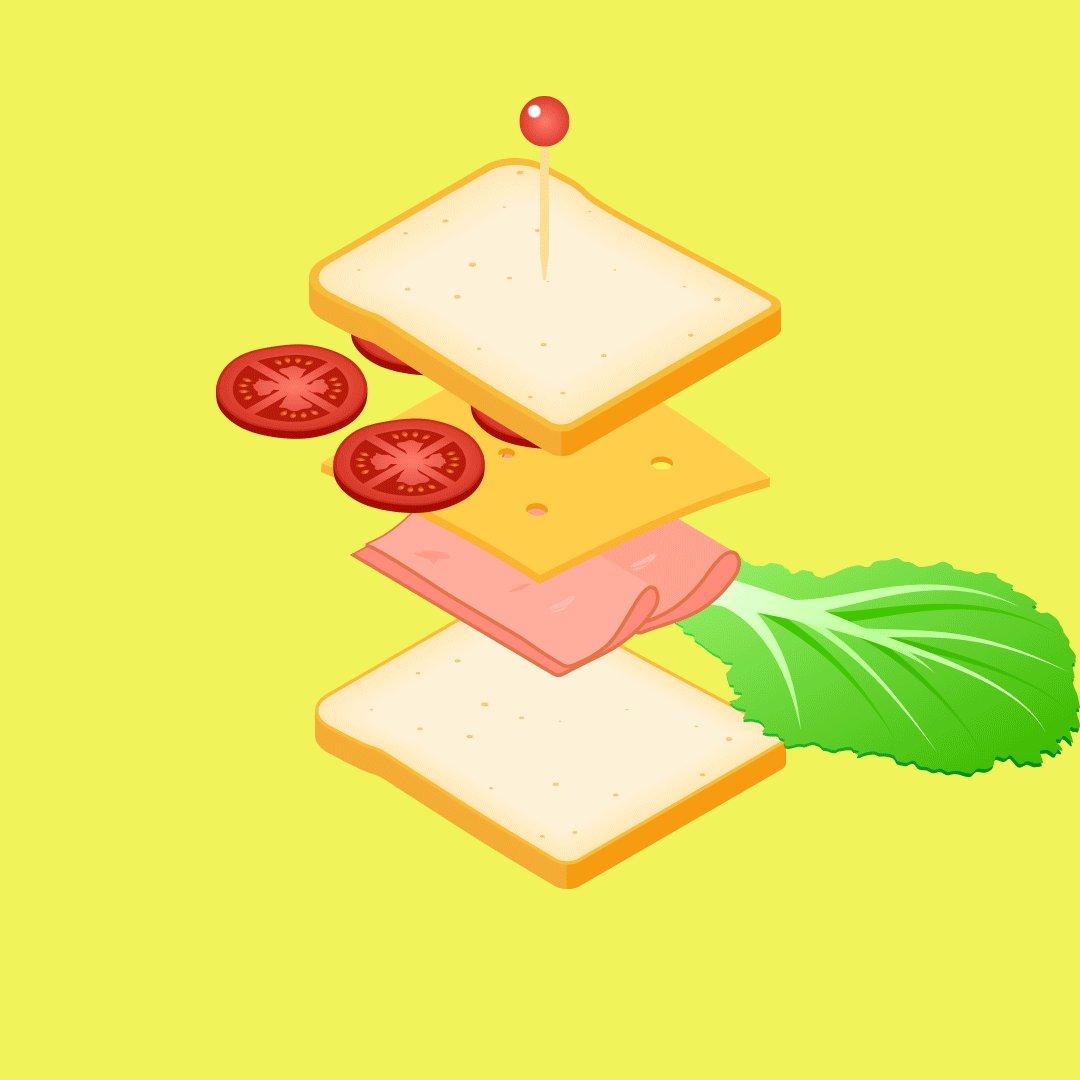 今日は #サンドイッチの日🥪  3 1 3   で、1が3にサンドされているからこの日になったんだって👀✨ お昼のサンドイッチはコークとの相性も抜群だよね😋  タイミングよくピックをとめて、上手にサンドイッチが作れるかな?🤔 うまくできた人はコメントで教えてね✨  #コカコーラ https://t.co/uIkn0H6FR9