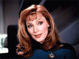 Happy birthday to Gates McFadden!