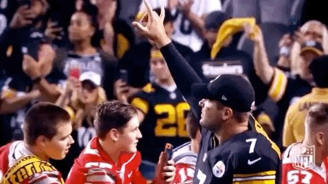 Happy Birthday to the best QB in the AFC , Ben Roethlisberger. Don\t @ us.