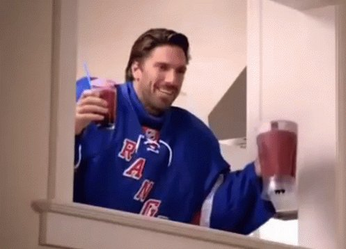 Happy 38th birthday to my favorite athlete and the King of New York - Henrik Lundqvist!!