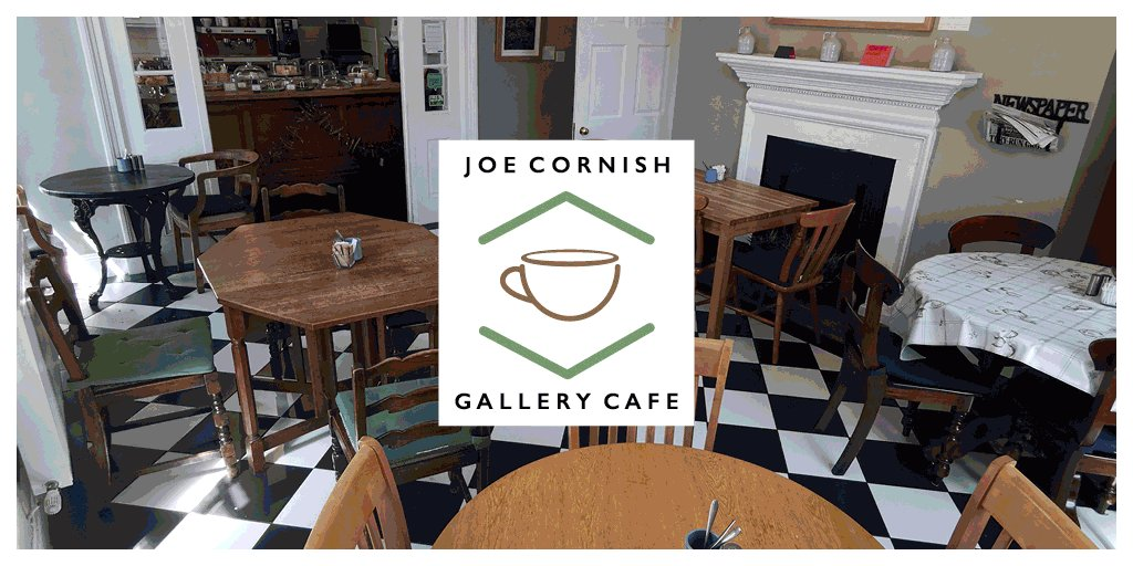 Start your Saturday with a drink and bite to eat in our fabulous Gallery Café. This building is bursting with character and there's a wealth of photographs and gifts to discover...  #joecornishgalleries #jcornishgallerycafe #gallerycafe #landscape #photography #artcraftsoul https://t.co/8nf2t25h03