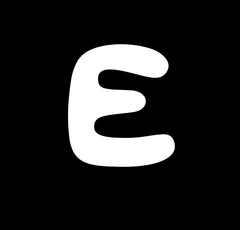 I made a weird animation in a variable font, using multiple masters as key frames. It was a silly experiment, but it's kind of cute. #36days_E #variablefonts @36daysoftypepic.twitter.com/eGzJMbd2Ag