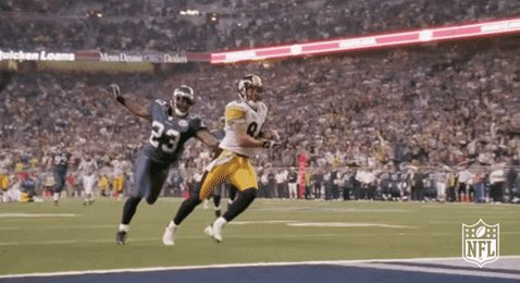 Happy Birthday to 2x champion and Super Bowl XL MVP Hines Ward.
