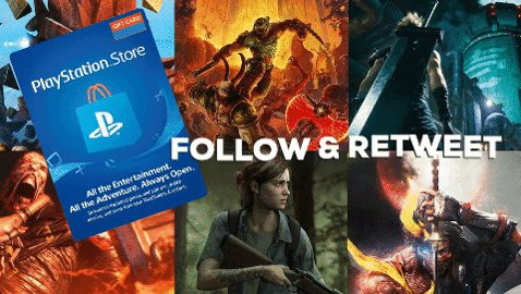 Follow CAG & Retweet for a Chance to Win a $60 PSN Gift Card. Ends Friday at 10 PM ET.