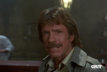 Happy Birthday, Chuck Norris! We never want to be on your bad side