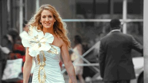 Happy birthday to Sarah Jessica Parker (