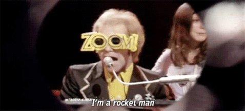 Happy 73rd Birthday to former Atlanta resident What\s your favorite Elton John song?