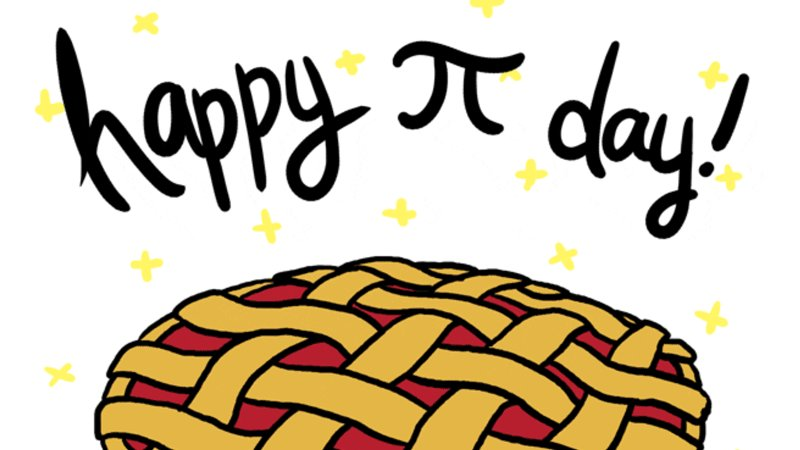 It's Pi Day! Shout out to all the great math educators out there! #π 🥧