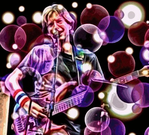 And a happy 80th birthday to Phil Lesh