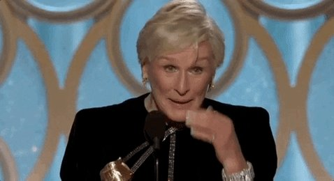 Happy Birthday to a great Leading Lady Stah and an even greater human being, Glenn Close!