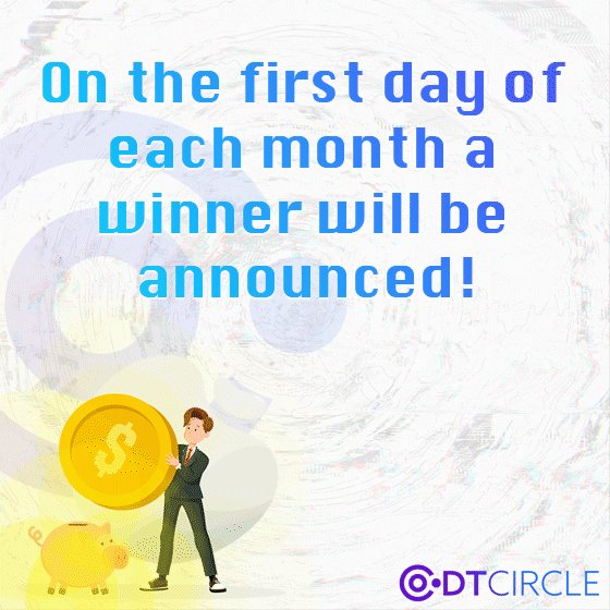 Great News, I hope win #cryptocurrency #giveaway