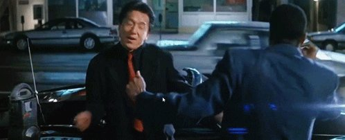 Me and Jackie Chan share a birthday. Also that day is today! Happy birthday to the greatest  and Jackie