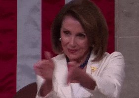 Happy Birthday to the queen, and one of my personal heroes, Nancy Pelosi