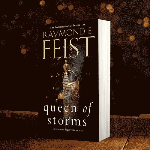 ⛈ A storm is coming ⛈  Pre-order your signed copy of @refeist's Queen of Storms from @Waterstones: https://t.co/ZLkOVAiRWS https://t.co/nWatzVhXNA