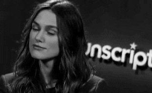 Happy birthday to the gorgeous & talented Keira Knightley!