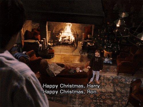 HAPPY CHRISTMAS HARRY! 🎄 @Syfy @wizardingworld @HarryPotterFilm #HarryPotter #WizardingWorld