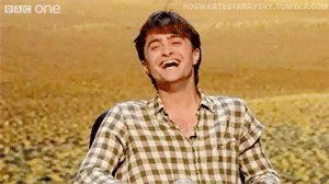 HAHAHAHA Ron into the Mirror of Erised: '.......I look Good' #HarryPotter #WizardingWorld