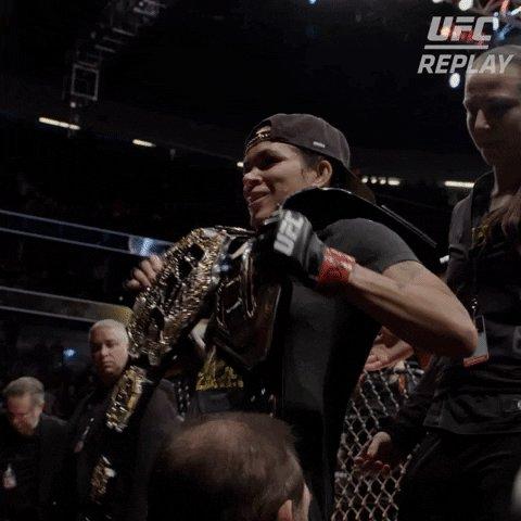 🏆 GREATEST OF ALL-TIME 🏆 🐐 @Amanda_Leoa #UFCReplay